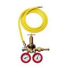Ventil redukční 200/300 bar vč. 2m hadice žluté