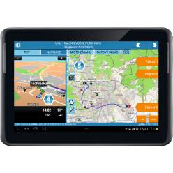 GINA - software do tabletu