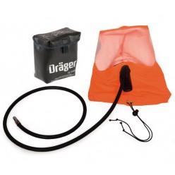 Kukla evakuační Rescue Hood Dräger