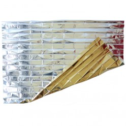 Folie termoizolační stříbro-zlatá